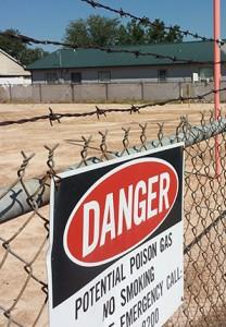 H2S Fracking Gas