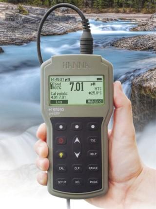 Hanna pH Sensor