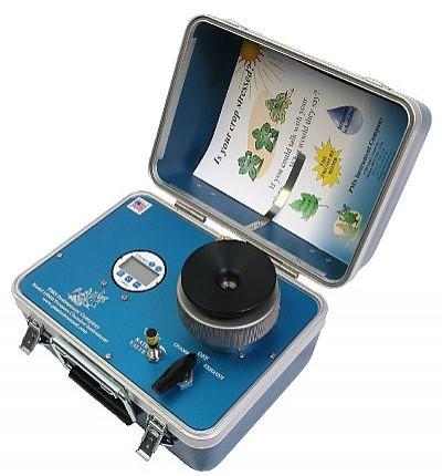 Plant pressure chamber