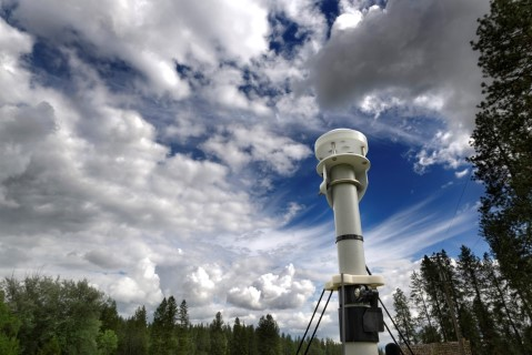 Wind Speed & Direction Sensor