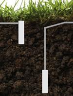 Soil Moisture and Temperature Probe