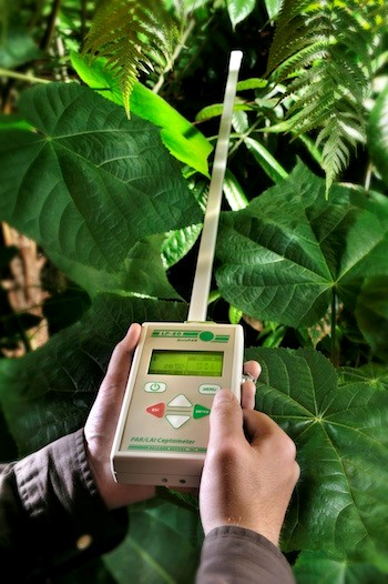 Leaf Area Index Meter